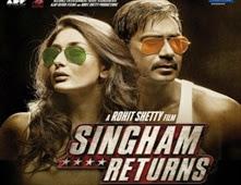 فيلم Singham Returns