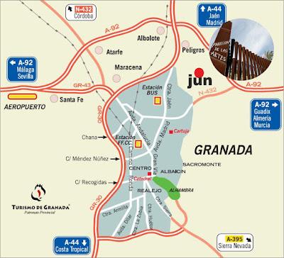 Localización de Jun