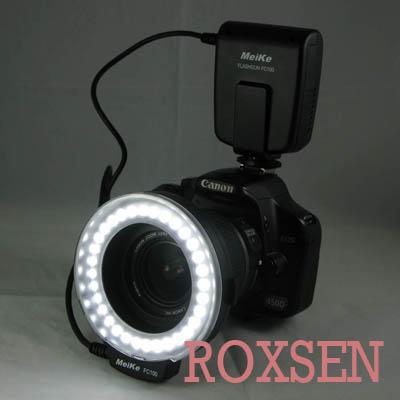 "Les ""ring flash"" ou flashs macro annulaires MK-FC-100-3"