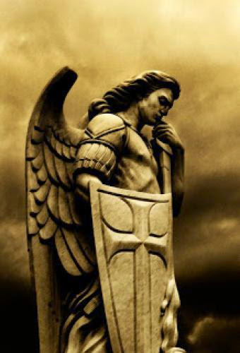 Archangel Michael Victim Or Victor Via Ronna Herman