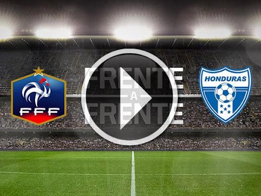 Francia vs Honduras En Vivo