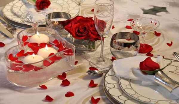 Cena romantica en un restaurnat de lujo como regalo