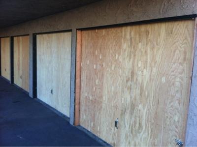 Daily dose of doors one piece garage doors in huntington for 1 piece garage door