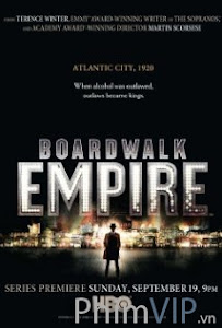 Đế Chế Ngầm 4 - Boardwalk Empire Season 4 poster