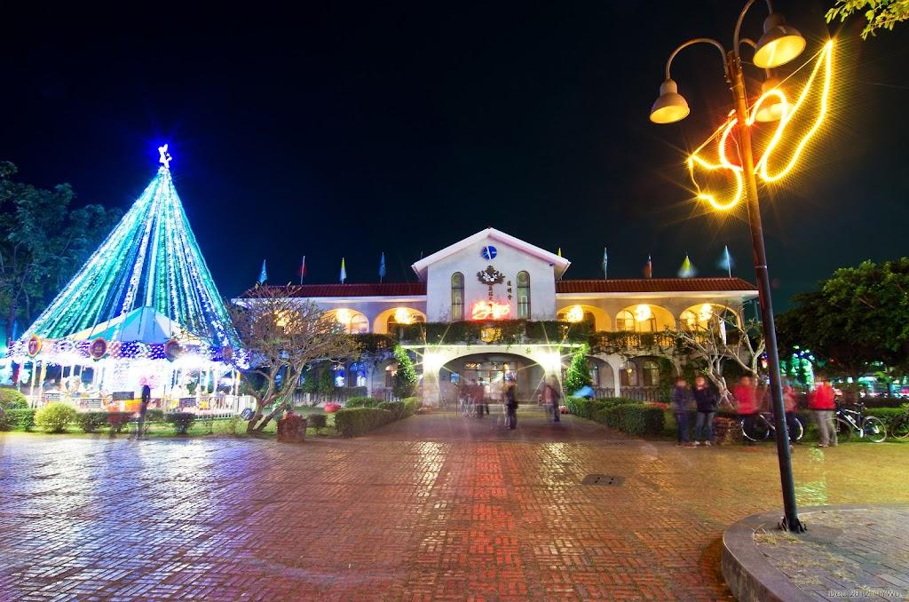 沉瀰2012聖誕氛圍