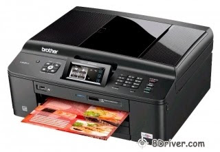 Download Brother MFC-J625DW printer driver, & how you can add your personal Brother MFC-J625DW printer software work with your own computer
