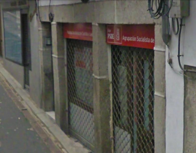 Sede PSOE Béjar