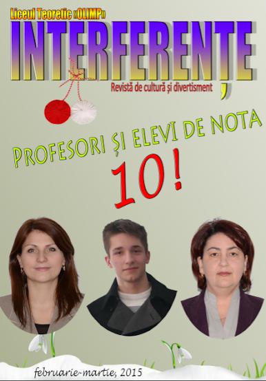 ed5 (PRINT - liceu) interferenţe_Liceul Teoretic_Olimp_Sîngerei_SîNGEREI