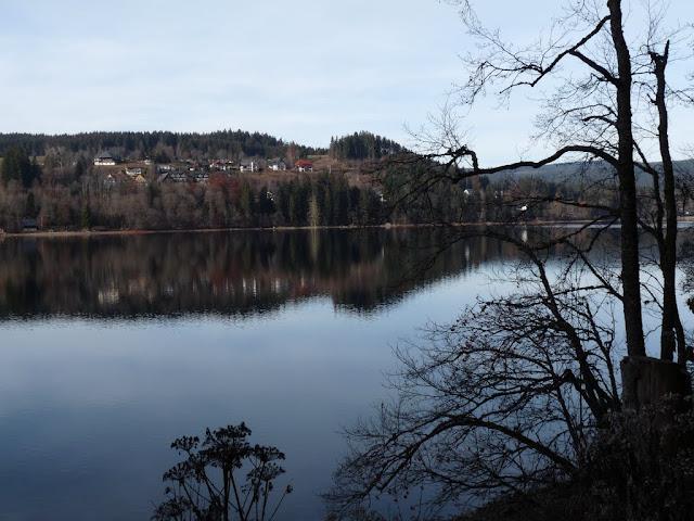 [ALLEMAGNE] Forêt Noire, lac du Titisee - Premier Weekend en California P1070018