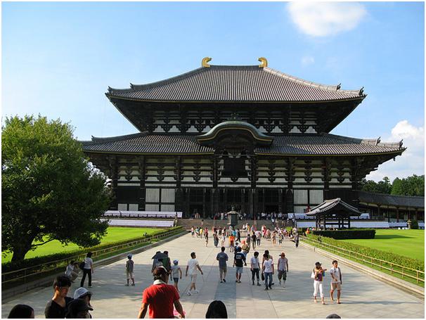 đền todaiji 1