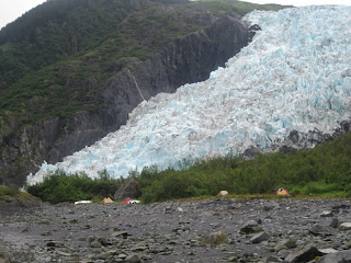 Hope the Glacier Stays Put