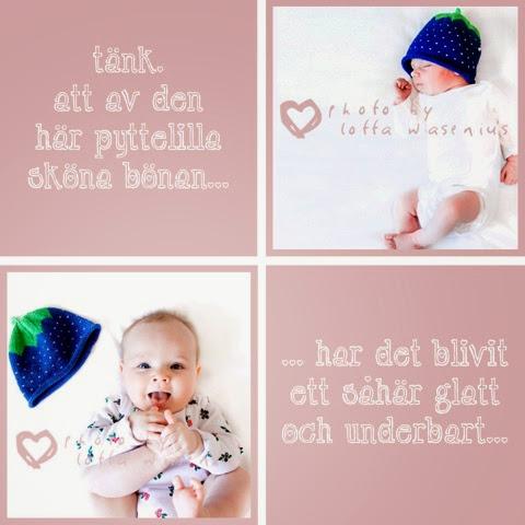 grattis till babyn köp något. köp en sak!: brev till lilla V på 6 månadersdagen grattis till babyn