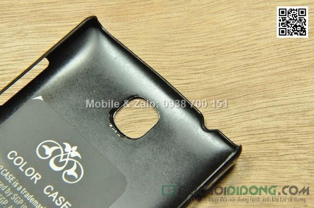 Ốp lưng Oppo Neo R831 cứng bóng