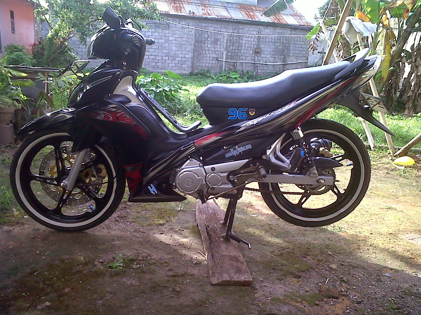 Modifikasi Simple Jupiter Z