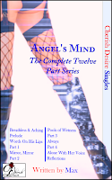 Cherish Desire Singles: Angel's Mind (The Complete Twelve Part Series), Angel, Tom, Max, erotica
