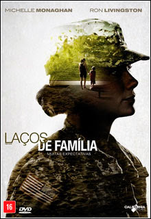 Laços de Familia DVD R Capa