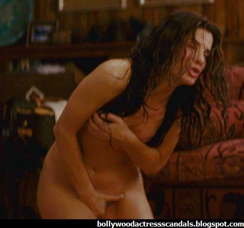 Sexy nude sandra bullock