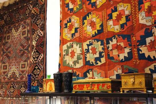 Tunisian textiles