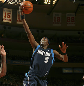 Josh Howard, workout con Charlotte
