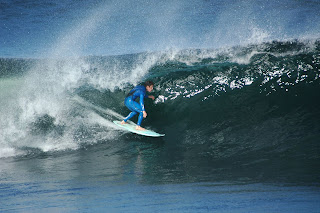 Pumping Ireland Surf Shots