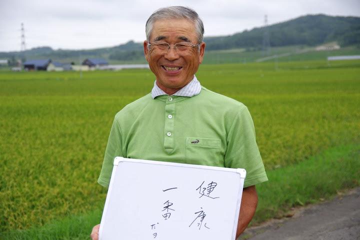 竹林 孝夫さん(72歳)