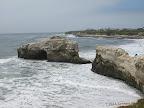 Arches at Natural Bridges State Beach
