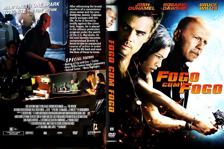 Baixar Filme Fogo+com+Fogo Fogo Contra Fogo Torrent (2013) DVDRip AVi Dublado