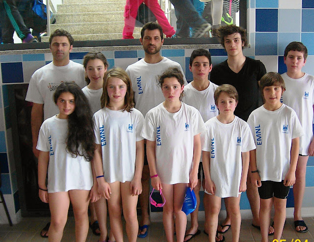 Escola Municipal de Natação de Lamego mergulha para a vitória