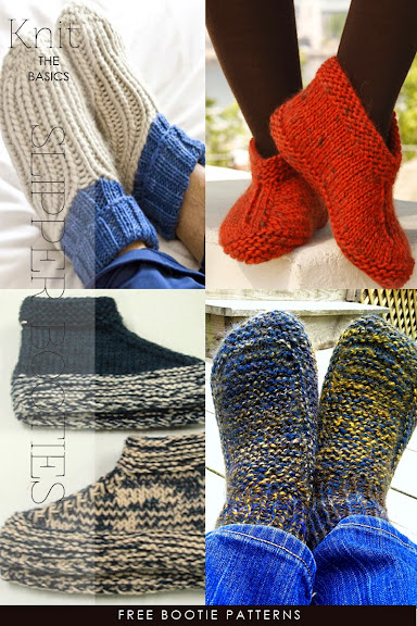 Loom Knitting Patterns For Slippers : DiaryofaCreativeFanatic