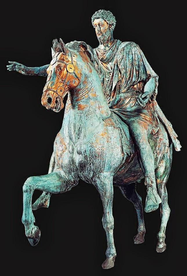 Algargos, Arte e Historia: EL RETRATO ECUESTRE ROMANO. LA ESCULTURA ...