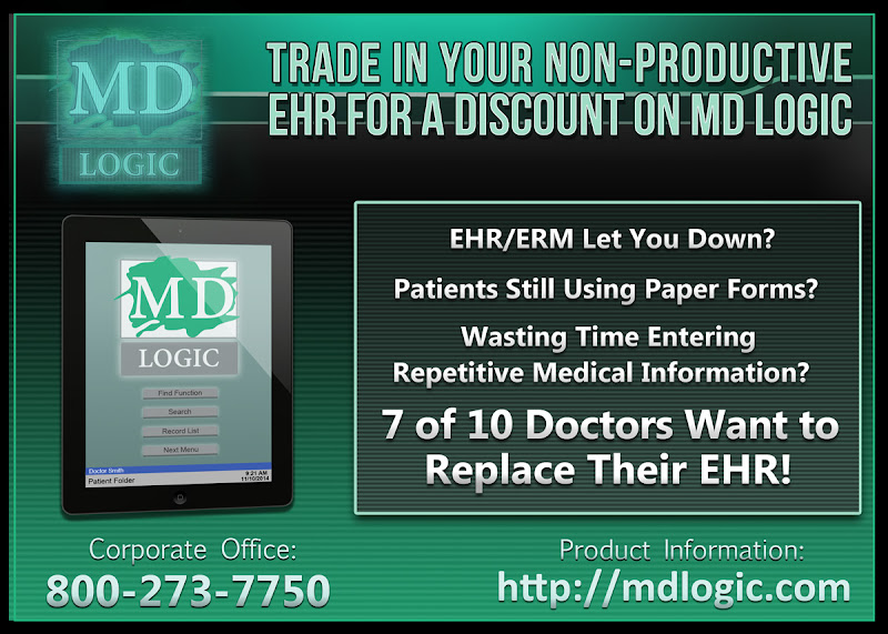 EHR EHM Promotional Card