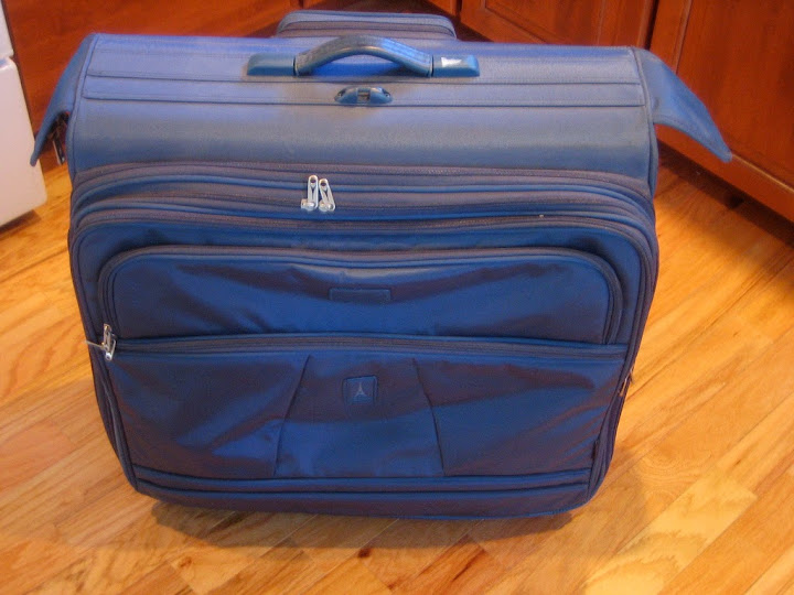 Travelpro expandable suitcase. Cruising travel hacks