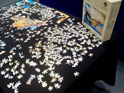 Puzzle at LonCon