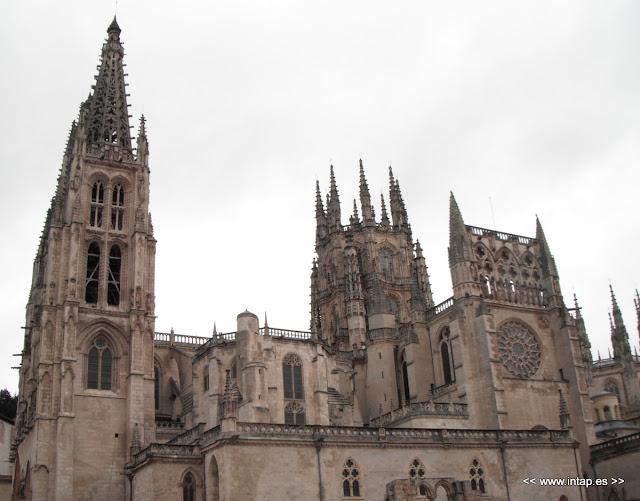 Foto de la Catedral de Burgos