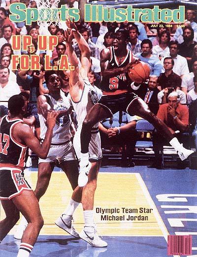 *Sports Illustrated:慶祝Michael Jordan 50歲生日封面特輯回顧! 11