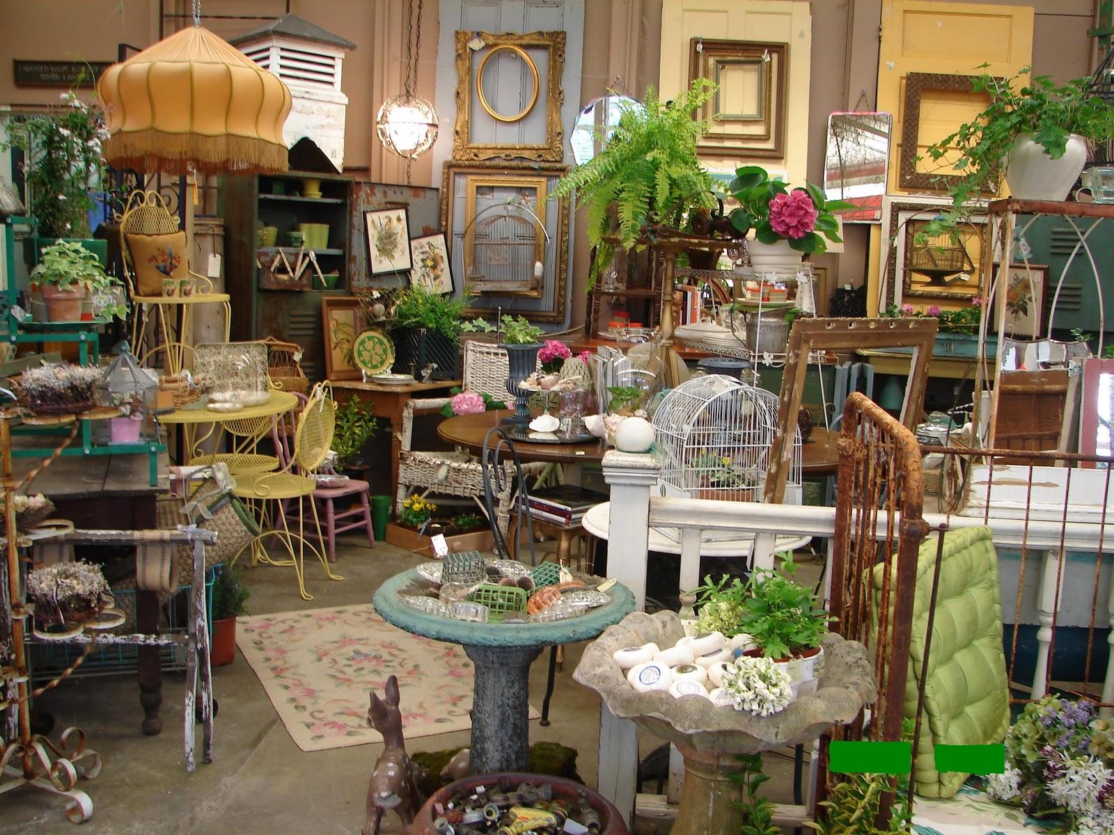Monticello Antique Marketplace: Announcing...The Garden ...
