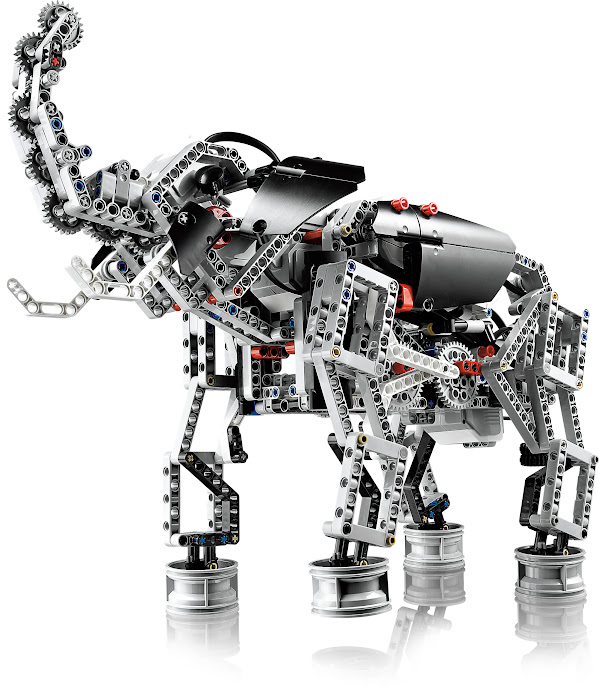 The New LEGO Mindstorms 'EV3' Announced