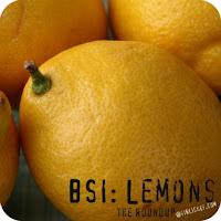 <b>BSI: LEMONS</b> <i>Roundup & Winner</i>