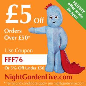 Night Garden Discount Code