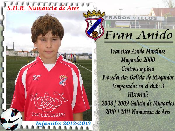 ADR Numancia de Ares. Fran Anido.