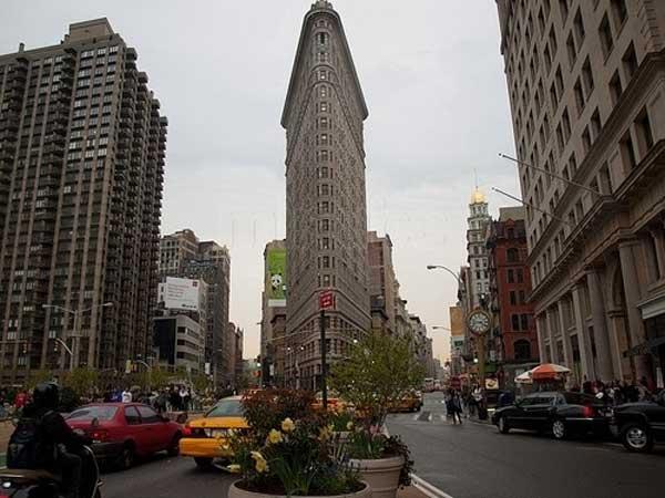 Nueva York, Edificio Flatiron