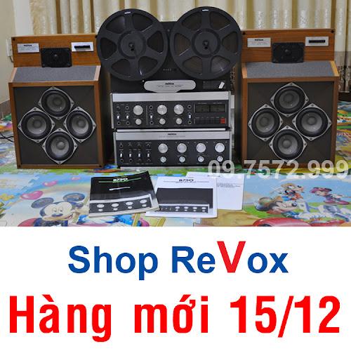 Hung ReVox