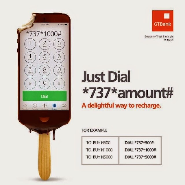 GTB - Lauched The Easiest Way of RechargingYour Mobile