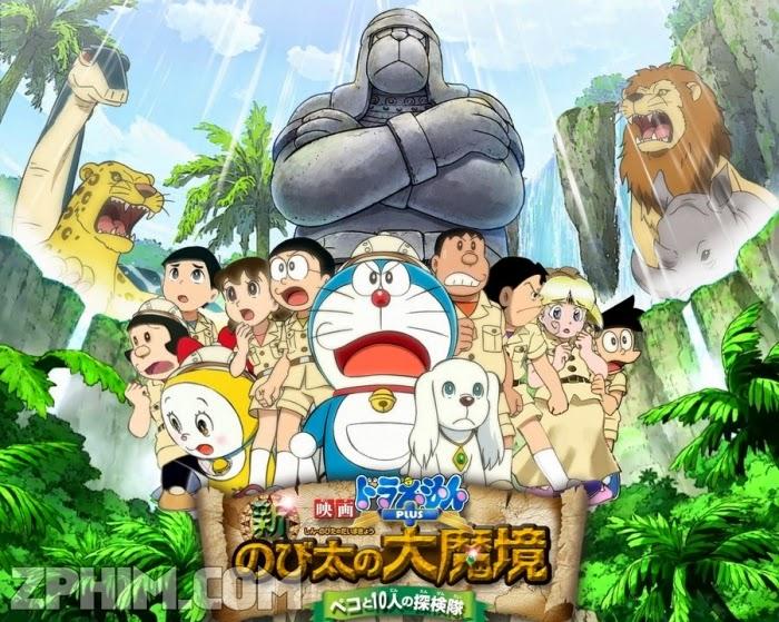 Ảnh trong phim Doraemon: Nobita Thám Hiểm Vùng Đất Mới - Doraemon: Nobita and the Haunts of Evil 1