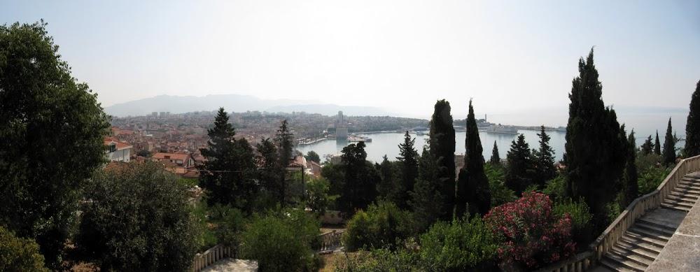 Panorama of Split
