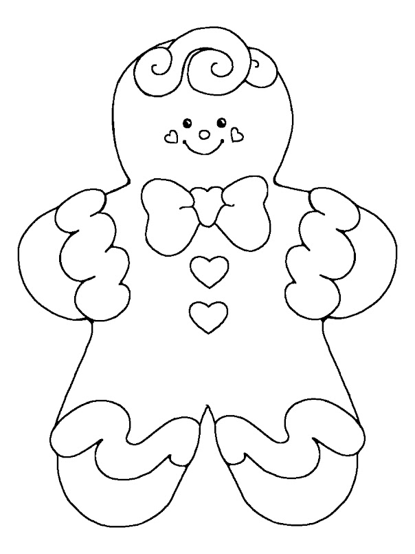 1000 ideas about ginger boy on pinterest ginger man for Gingerbread boy coloring page