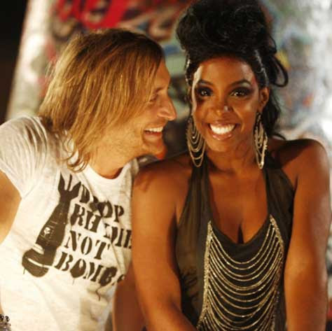 David Guetta y Kelly Rowland
