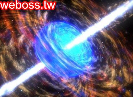 神祕伽瑪射線 8世紀襲擊地球