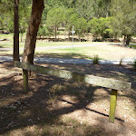 Sign at Richley Reserve in Blackbutt Reserve (401602)