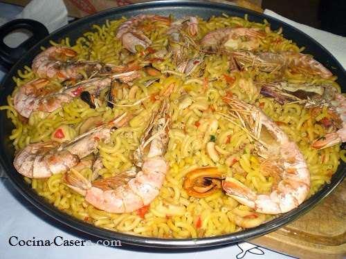 Cocina Valenciana Recetas Receta de Cocina Valenciana
